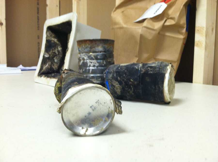 The State Fire Marshal's Office says it has identified three suspects after a series of homemade bombs sparked small fires in Winslow this week.