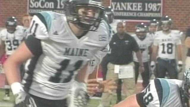 It is a later start then usual for the University of Maine football team due to a first week bye.