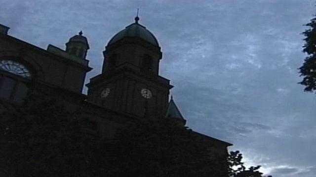 Lewiston Clock Tower