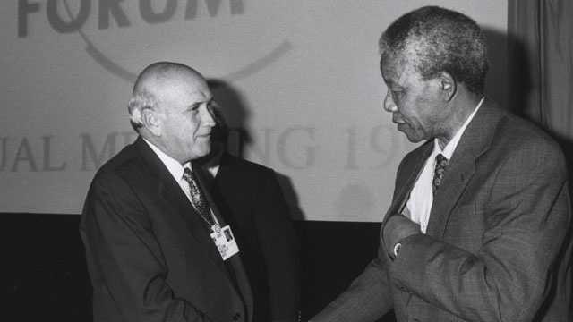 OTD September 5 - Nelson Mandela