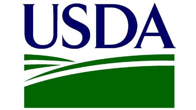 USDA Department of Agriculture