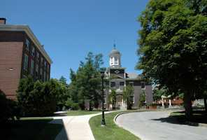 UNIVERSITY OF NEW ENGLAND - BIDDEFORD Tuition: $30,750