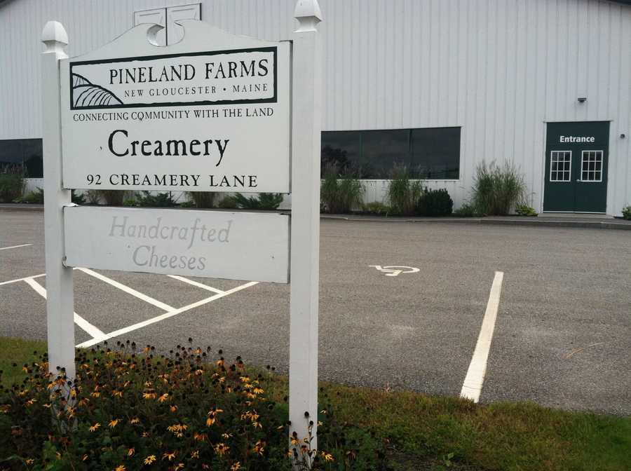 Pineland Farms of New Gloucester recently secured a major deal to sell its popular cheddar cheese product to the Cincinnati-based Kroger grocery store chain, the largest in the midwest.