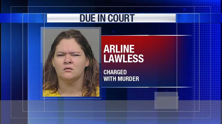 Arline Lawless Due in Court
