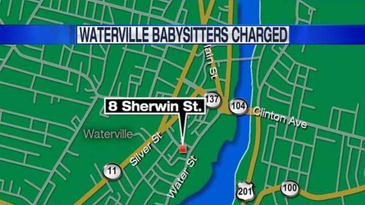 Waterville Babysitters Charged