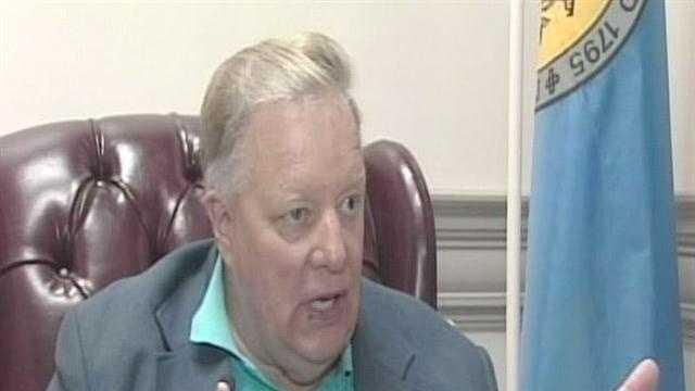 Lewiston Mayor Controversy