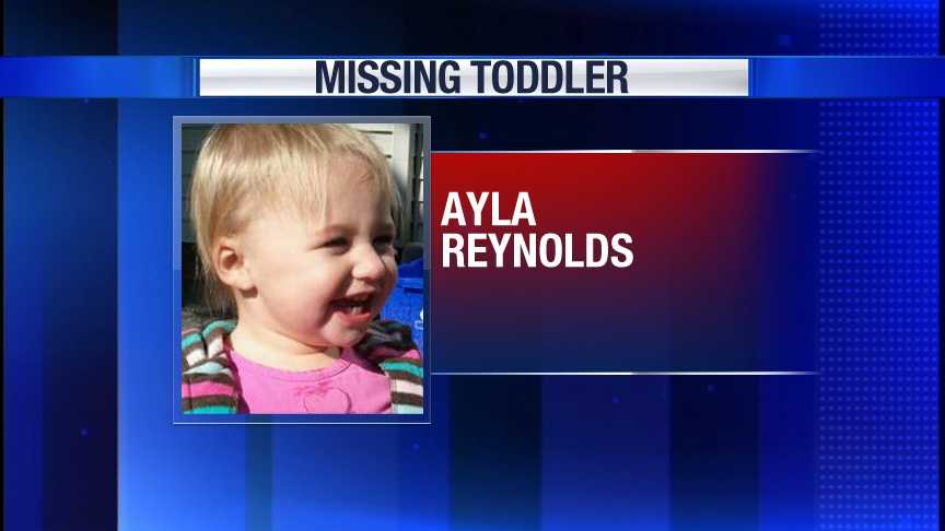 Ayla Reynolds was reported missing from her father's home in Waterville on Dec. 17, 2011.
