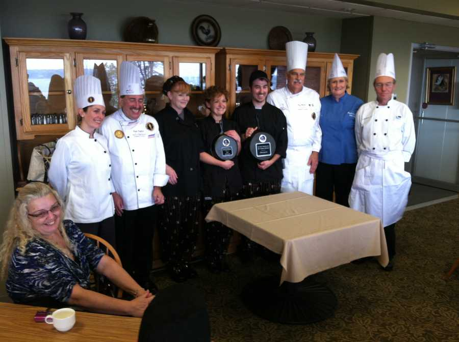 Eight culinary teams representing nursing homes and assisted living facilities from around the state will showcase their talent and creativity as food service professionals in the third annual Long Term Care Culinary Challenge.