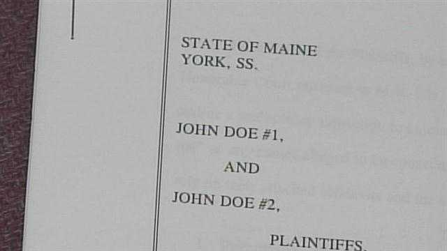 Oct. 11: Attorney Stephen Schwartz files an injunction to stop two of his clients from having their names released.
