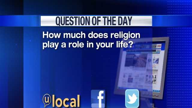 Question of the Day 10-16-12