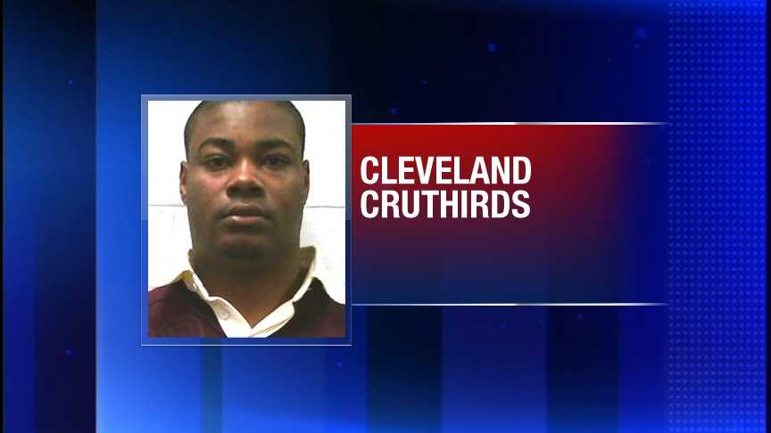 Cleveland Cruthirds is charged with elevated aggravated murder.