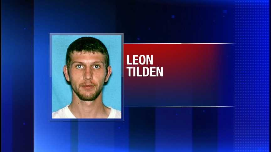 Leon Tilden was wanted in connection with a double-homicide in Lamoine. He was shot and killed by police.