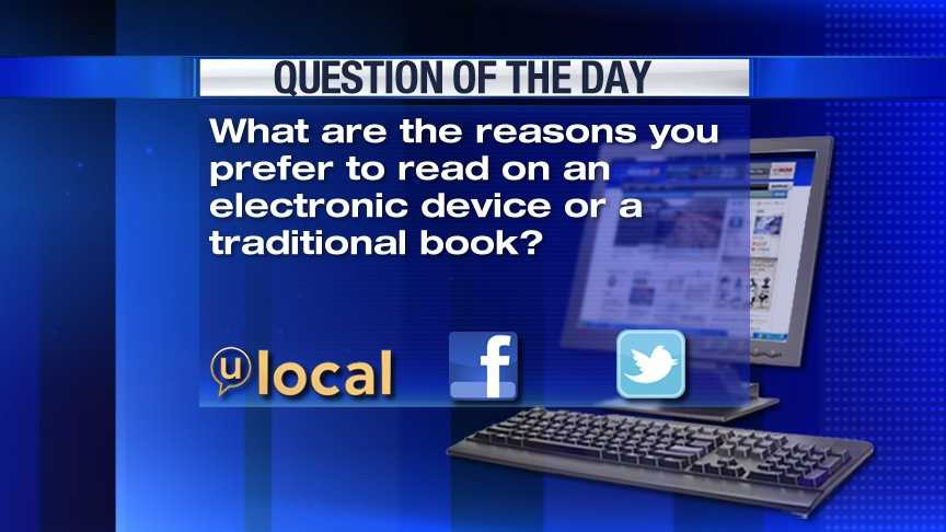 Question of the Day 10-24-12