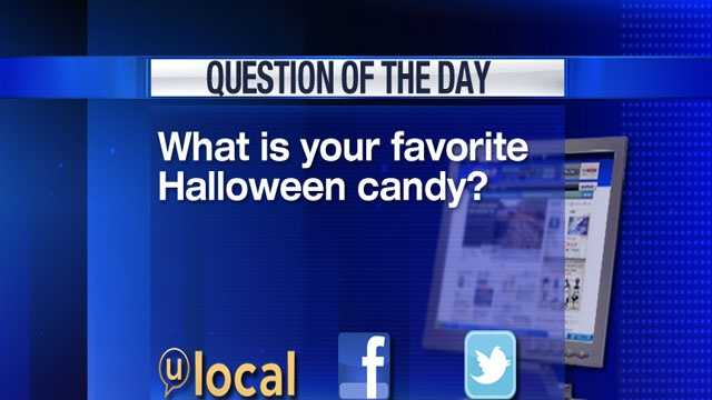 Question of the Day 10-31-12