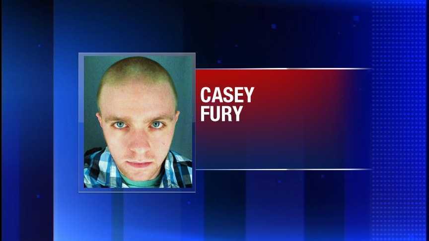 Casey Fury Headshot