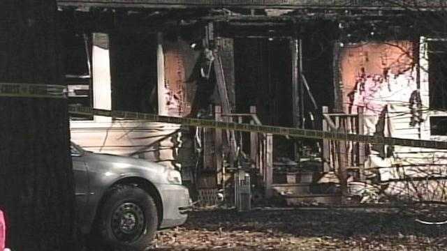 PORT Orrington Deadly Fire
