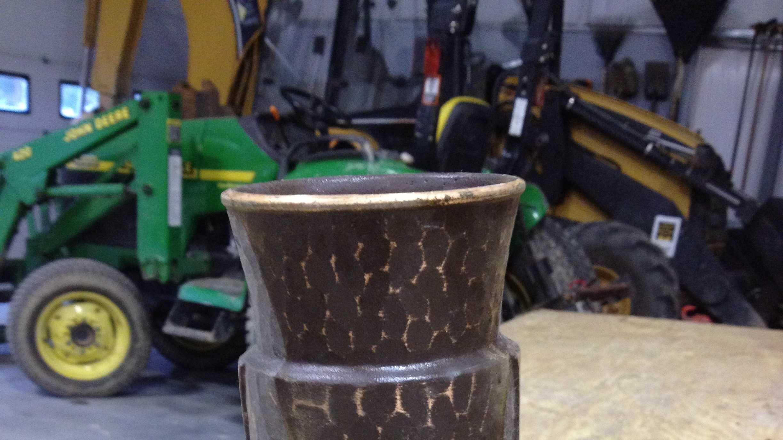 Stolen Vase