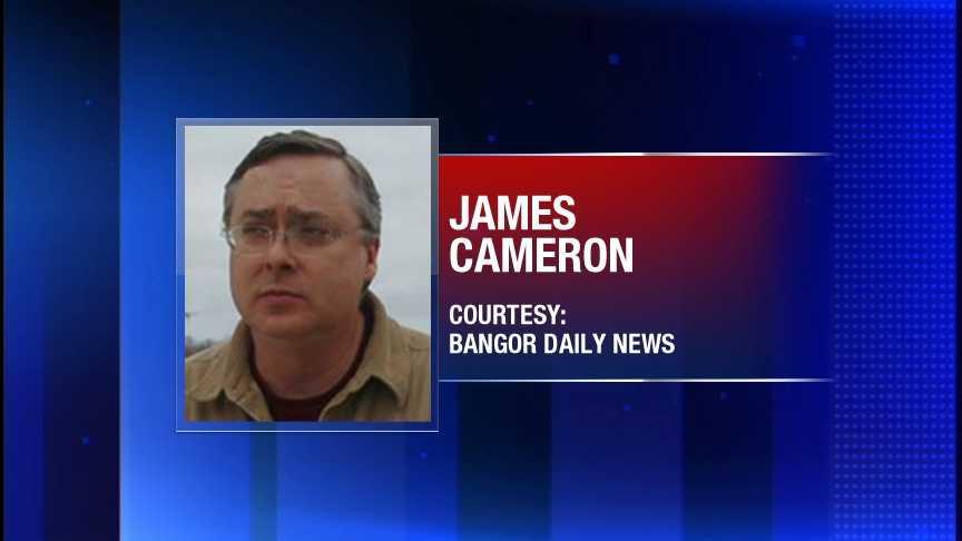 James Cameron Mug