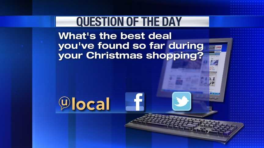 Question of the Day 11-26-12