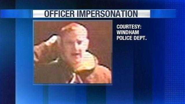PORT Windham deputy impersonation