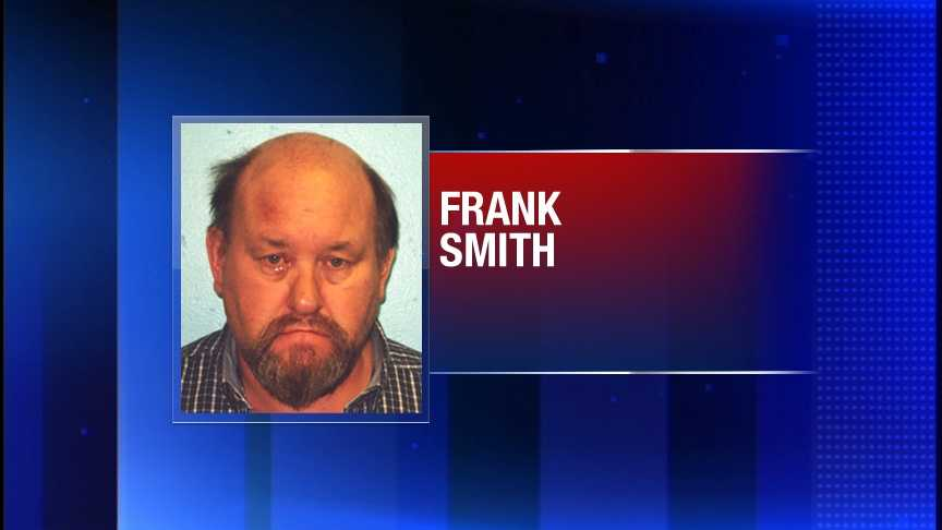 Frank Smith charged with causing a standoff at a Jay paper mill last March entered guilty pleas to a number of charges and began his prison sentence in Franklin County Superior Court.
