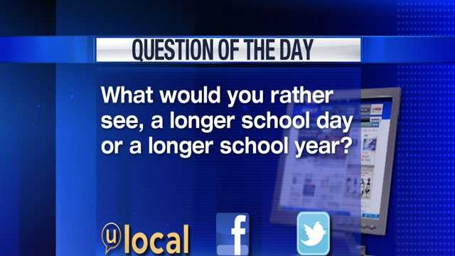 Question of the Day 12-3-12