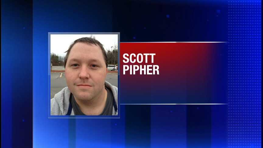 Scott Pipher is charged with engaging a prostitute.