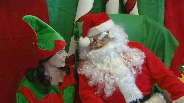 I Dare Ya Ducouer: Santa's Helper