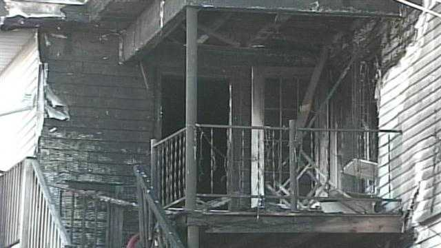 14 displaced following Augusta apartment fire