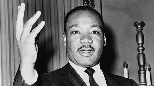 Martin Luther King Jr., Library of Congress image