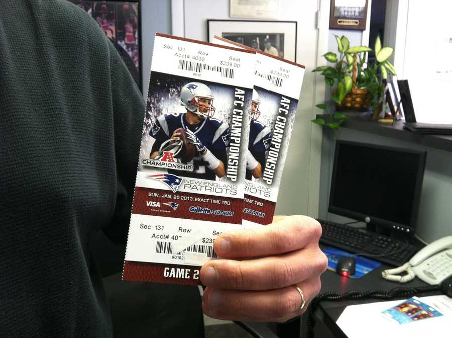 Owner Dan McCarthy said on Thursday the tickets that are left are going for $200-$2,000.