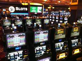 In 2012, the state collected $14.8 million from the Oxford Casino.
