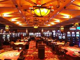 More than $8 million of casino revenue went to fund K-12 education in Maine in 2012.