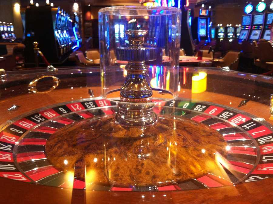 The Oxford Casino gives the state 16 percent of its net table game revenue.
