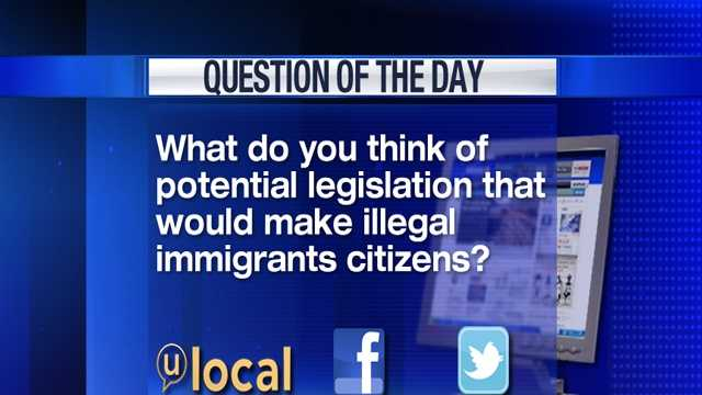 Question of the Day 1-23-13