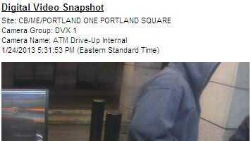 Portland police investigate ATM Robbery