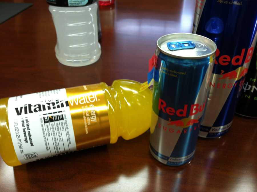 Most sports and energy drinks have a pH between 2.5 and 3.5.
