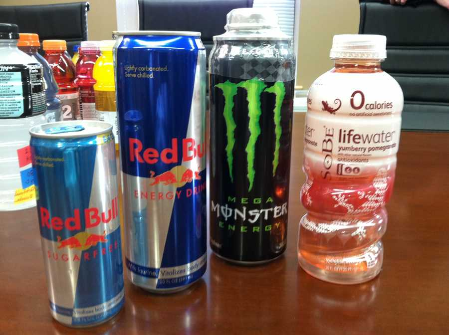 Dentists said they are seeing more problems related to sports and energy drinks as they become more popular.