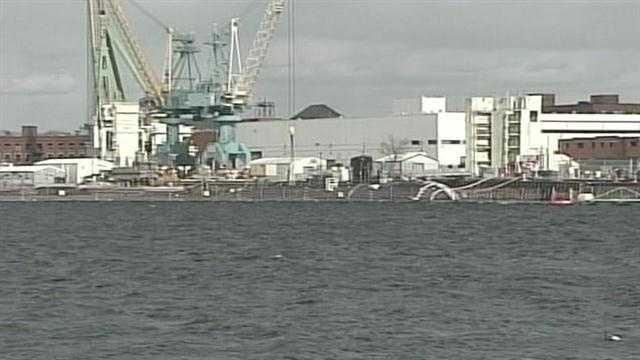 Portsmouth Naval Shipyard