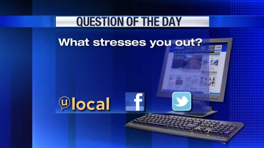Question of the Day 2-8-13