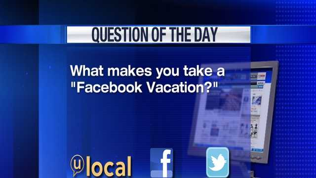 Question of the Day 2-11-13