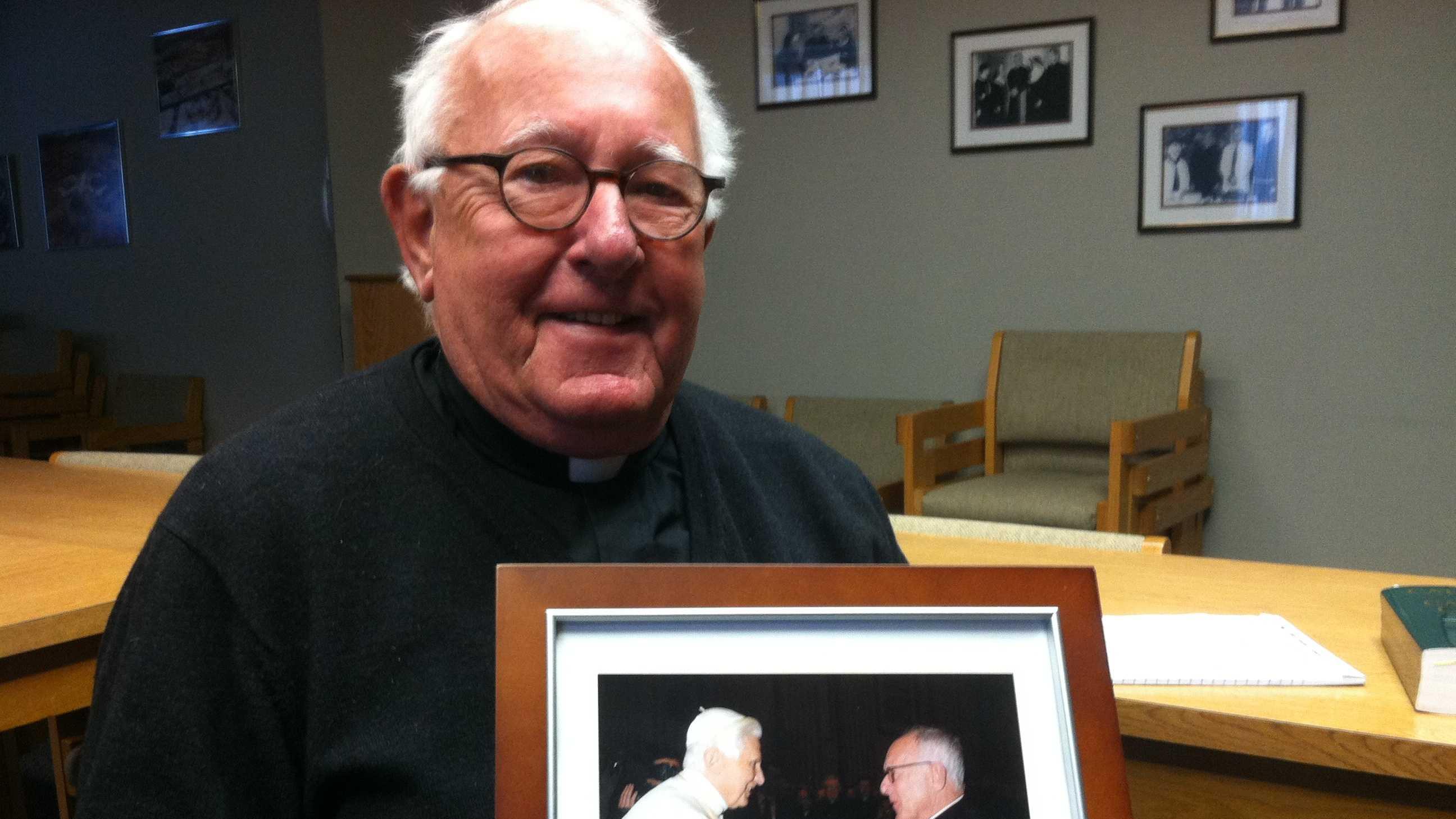 Monsignor Charles Murphy