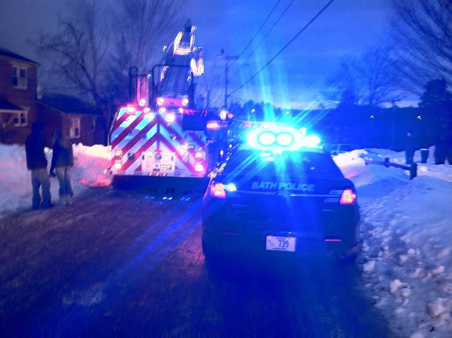 Investigators said one person was killed an explosion that leveled a home in Bath on Tuesday.