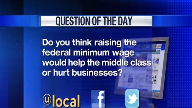 Question of the Day 2-13-13