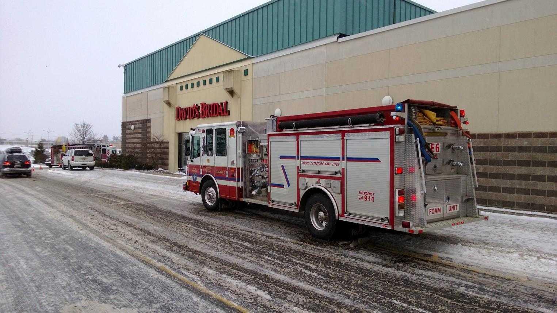 Maine Mall evacuated