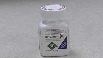 1 in 20 high school students nationally reported abuse of Oxycontin.