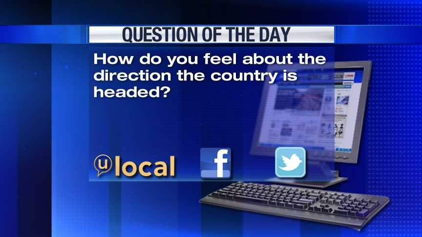 Question of the Day 2-19-13