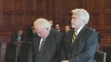 Jan. 3: A judge dismisses a motion to dismiss charges against Mark Strong.