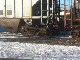 According to the Androscoggin Co. Sheriff's Office, the train company notified them of the situation around 6:30 a.m. Friday.