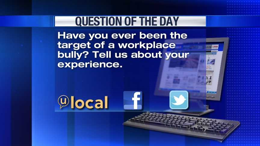 Question of the Day 3-4-13